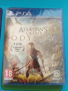 PS4 Game Assassin's Creed Odyssey Assassin Creed