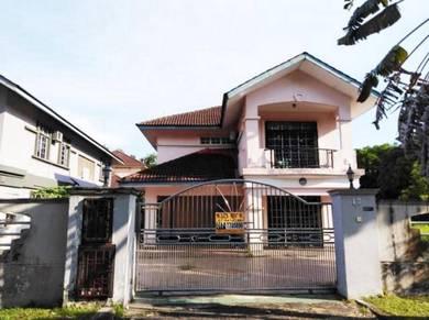 Nusa Perintis Double Storey Bungalow House (Cornerlot) For Sale