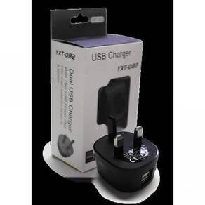 A Premium Quality 3 Pin USB Charger