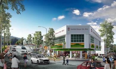 Taman ihsan 3,kulim business centre - HARGA DITURUNKAN LAGI