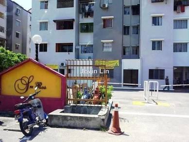 Sri Ros Apartment, Kajang~ Tingkat 3