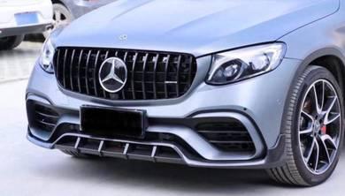 Mercedes GLC X253 Carbon Fiber GLC63 Kit Bodykit