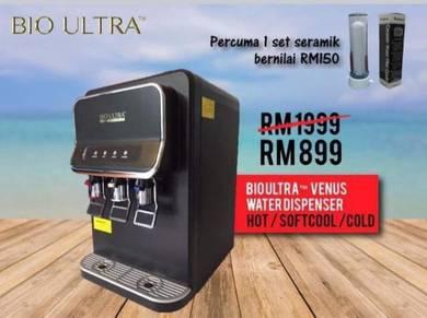 ULTRA Penapis Air Water Filter Dispenser Bio TCi