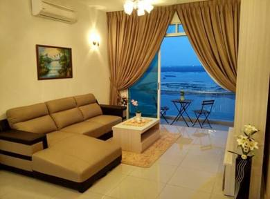 Tropez Residences Tropicana Danga Bay FOR RENT fully Furnished