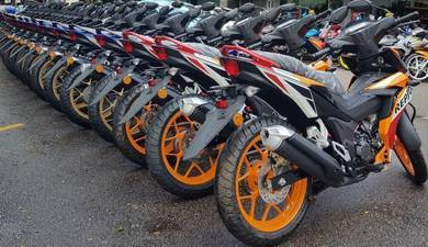 (Honda Power) Honda Rs150r Rs150 150