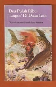 Buku DUA PULUH RIBU