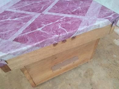 Kotak lebah&kelulut bahagian asas