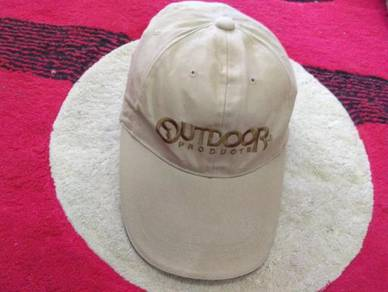 Outdoor product cap embroidered size 57-59cm