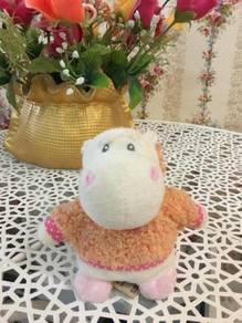 Hippo cute stuff doll