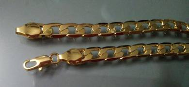 ABBGF-C003 9k Real Gold Filled Chain Bracelet