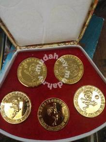 Medal 1991 FIFA World For Women Football