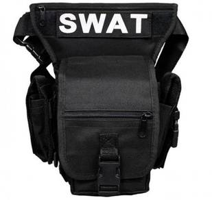 SWAT Military Tactical Sports DropLeg Pouch Bag