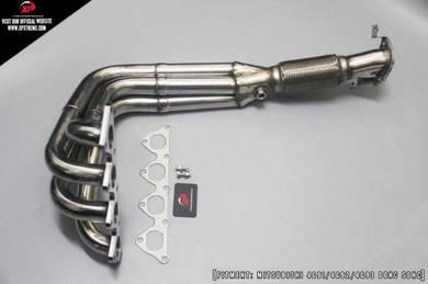 Extractor 4G91 4G92 4G93 Wira Satria 4-1 Jasma