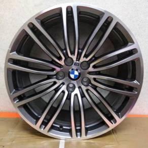 Bmw m sport rim 19 inch g30 g12 f39 x1 740i 5x112