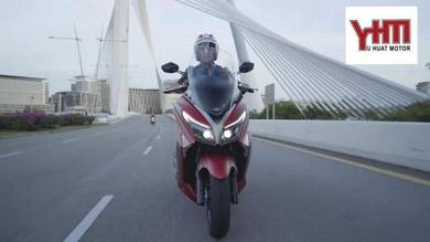 Modenas elegan 250 with abs 2020 launching