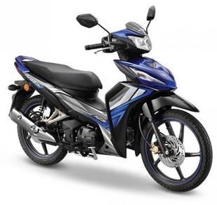 (Honda Power) Honda Dash 125 Wave 125