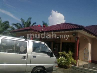 Bumbung bocor specialist