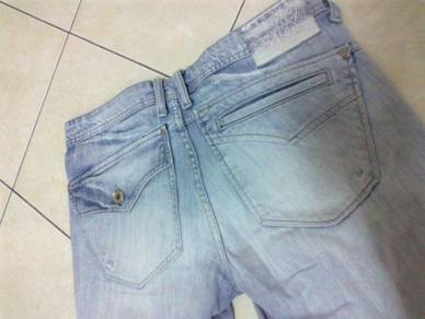GUESS Jeans Los Angeles 32 Rare Pocket Limited
