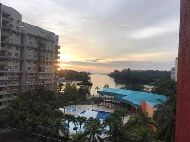 Condominium Port Dickson with Sea View [Fully Furnished]
