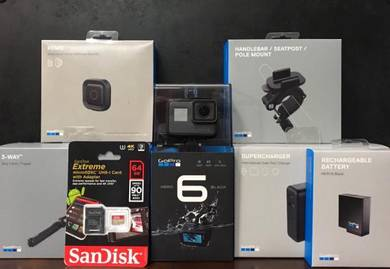 GoPro HERO6 Black Edition Action Camera