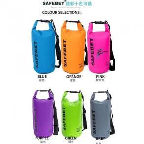10l safebet waterproof bag / beg kalis air 10