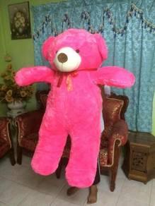 Teddy bear smooth 140cm