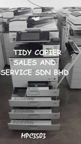 Best deal price machine copier mpc3503