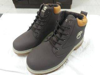 Timberland boots midcut darkbrown