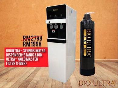 Combo Set Penapis Air Water Filter Dispenser JO23