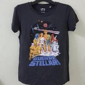[BN] Uniqlo Women's Star Wars T-shirt