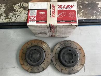 Original BMW F10 F06 F12 Stillen Disc Rotor REAR