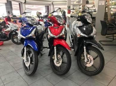 Honda wave 125 wave125 future125 Muka Rendah offer