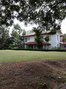 Freehold bungalow land precinct 10 putrajaya 10523 sqft