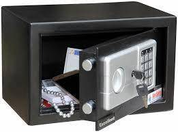 SAFEWELL Electronic Digital Safety Box