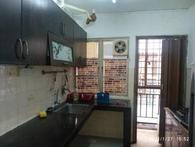 Setapak Genting Court condo - partly furnished