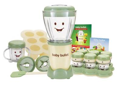 New Baby Bullet Food Blender