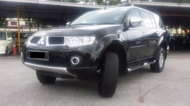 Used Mitsubishi Pajero Sport for sale