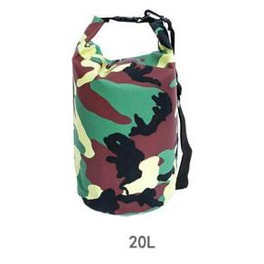Army camo safebet waterproofbag / beg kalis air 05