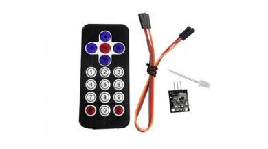 Infrared IR Wireless Remote Control Module