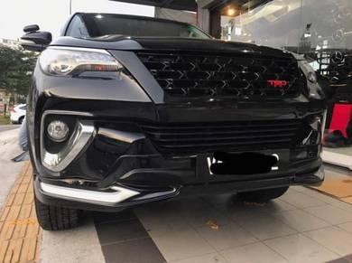 Toyota fortuner oem bodykit w paint body kit 2018