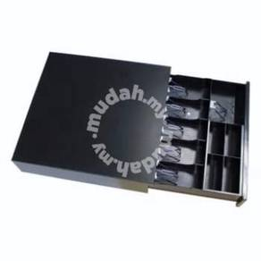 Steel POS Cash Drawer Box with 5Bill/5Coin RJ11