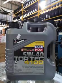 Liqui Moly TOPTEC 5w-40 4100 4L JAZZ CAMRY MK7