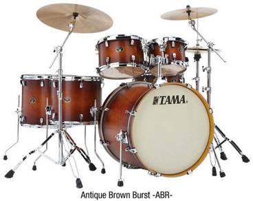 Tama Silverstar Custom VP62RS 6Piece Drum set DMF