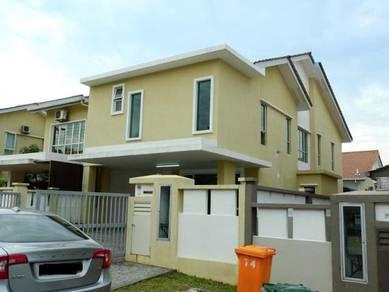 Super deal - to rent a brand new semi-D in Seremban 2