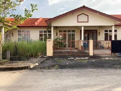 Single Storey Zon Kemboja Amanjaya For Sale