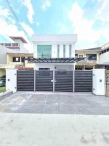 Double Storey Terrace House Jalan Hijau Muda 4,Taman Pelangi ,JB Town
