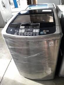 Recond Auto Washing Machine Mesin Basuh LG 10.5kg