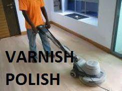 Varnish parquet polish marble cleaning