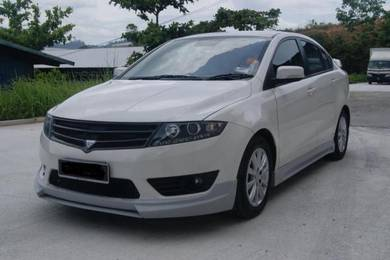 Proton preve rieger bodykit with paint body kit