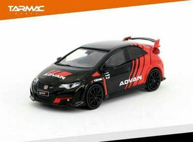 Tarmac Works Honda Civic Type R FK2R Advan 1/64